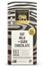 ZEBRA, OAT MILK + 55% DARK CHOCOLATE, 3 OZ BAR - 037014321005