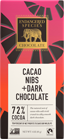 BAT 72% COCOA, 3 OZ BAR