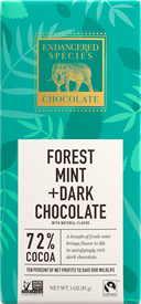 RAINFOREST 72% COCOA, 3 OZ BAR